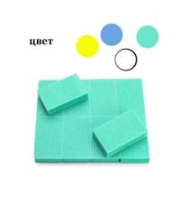 Набор шлифовщиков для натуральных ногтей 10 штук, 5X3 см.
