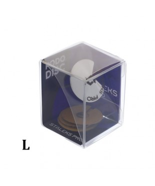Пододиск «Зонтик» PODODISC Staleks Pro, L в комплекте со сменным файлом-кольцом, 180 грит, 5 шт. (25 мм)