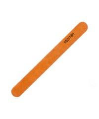 """Пилка корундовая на деревянной основе, тонкая овал """"IRISK"""" #100/180"""