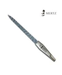 MERTZ, пилка металлическая с алмазным напылением А61 (16 см.)