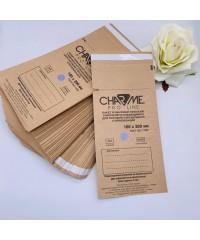 """Крафт пакеты """"ШАРМ"""" для стерилизации, 100х200мм (100 шт)"""