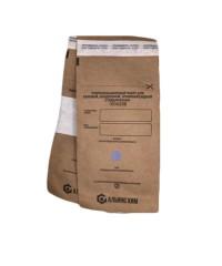 Пакеты бумажные самоклеящиеся АЛЬЯНС ХИМ 100х200 мм 100 шт