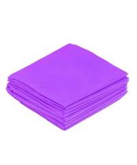 Простыни одноразовые фиолетовые в пачке СТАНДАРТ 70*200 SS, 10 шт