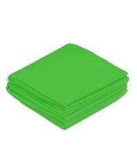 Простыни одноразовые зеленые в пачке СТАНДАРТ 70*200 SS, 10 шт