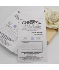 """Крафт пакеты """"ШАРМ"""" для стерилизации белые, 100х200мм (100 шт)"""