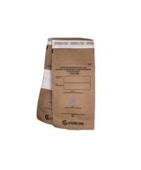 Пакеты бумажные самоклеящиеся АЛЬЯНС ХИМ 75х150 мм 100 шт