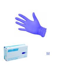 Nitrimax, Перчатки нитриловые неопудренные синие (размер M), 50 пар