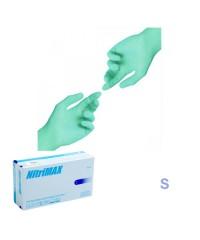 Nitrimax, Перчатки нитриловые салатовые (50 пар в упаковке), размер S