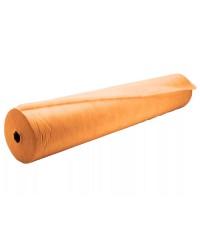 White line, Простыни одноразовые оранжевые в рулоне 70*200 SMS 17, 100 шт