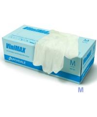 Vinimax, Перчатки виниловые неопудренные (50 пар в упаковке), размер M