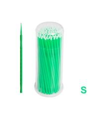 IRISK, Микрощеточки S в баночке 90 - 100 шт. (цветные)
