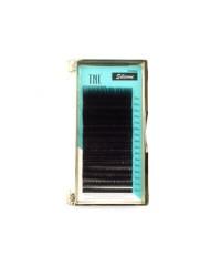 TNL, Ресницы на ленте силиконовые 0,07 (в упаковке № 7,8,9,10,11,12) C-изгиб