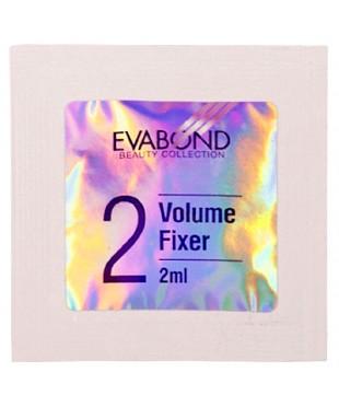EVABOND, Саше с составом №2 для ламинирования ресниц Volume Fixer, 2мл