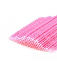 Микрощеточки 2 мм в пакете цветные 100 шт