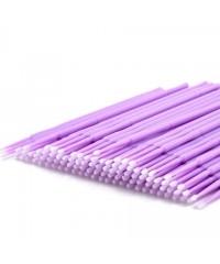 Микрощеточки 1.5 мм в пакете цветные 100 шт