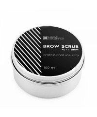 CC Brow/ Скраб для бровей Brow Scrub, 100 мл