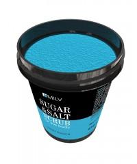 Сахарно-солевой скраб для тела «Печенье» 250 гр