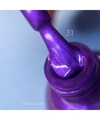 Краска для стемпинга LUX №031 перламутровый индиго