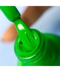 Краска для стемпинга LUX №011 ярко-зеленый