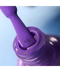 Краска для стемпинга LUX №017 крокусовый
