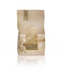 Натуральный пленочный воск в гранулах Белый шоколад 1000 гр